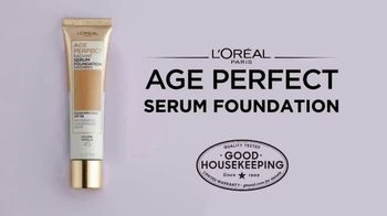 L'Oreal Age Perfect Serum Foundation TV Spot, 'Just for Us' Ft. Viola Davis, Helen Mirren - Thumbnail 4
