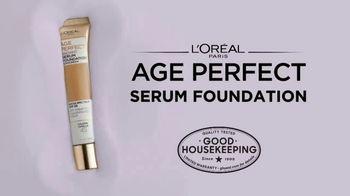 L'Oreal Age Perfect Serum Foundation TV Spot, 'Just for Us' Ft. Viola Davis, Helen Mirren - Thumbnail 9