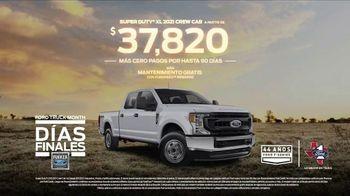 Ford Truck Month TV Spot, 'Última oportunidad' canción de Cody Johnson [Spanish] [T2] - Thumbnail 7