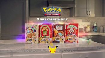 General Mills TV Spot, 'Pokémon: The Chase Is On' - Thumbnail 8