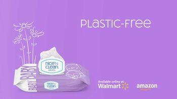 Nice 'N Clean Sensitive Skin Baby Wipes TV Spot, 'Healthy Snuggling: Sensitive Skin' - Thumbnail 7