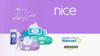 Nice 'N Clean Sensitive Skin Baby Wipes TV Spot, 'Healthy Snuggling: Sensitive Skin' - Thumbnail 8