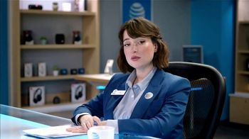 AT&T Wireless TV Spot, 'Lily Uncomplicates: Airballs' - Thumbnail 4