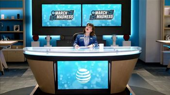 AT&T Wireless TV Spot, 'Lily Uncomplicates: Airballs' - Thumbnail 7