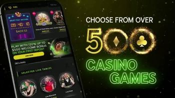 888casino TV Spot, '20 Years of Excellence' - Thumbnail 4