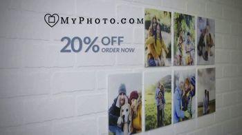 MyPhoto AirGlass TV Spot, 'Lasting Memories: 20% Off'