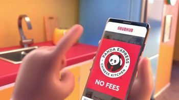 Grubhub TV Spot, 'No Fees for McDonald's, Panda Express and Panera' Song by Bomba Estereo