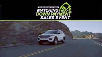 Ford Matching Down Payment Sales Event TV Spot, 'Commitment: Edge' [T2] - Thumbnail 2
