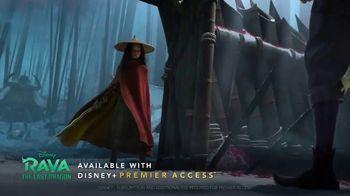 Disney+ TV Spot, 'Disney Bundle: New This Month: Marvel Studios and Raya and the Last Dragon' - Thumbnail 5