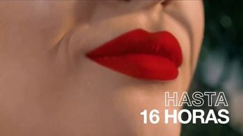 Maybelline New York SuperStay Matte Ink Spiced Edition TV Spot, 'Intensificar' [Spanish] - Thumbnail 6