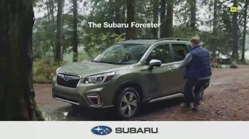 Subaru Forester TV Spot, 'Dangerous Badger' [T1] - Thumbnail 10