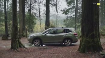 Subaru Forester TV Spot, 'Dangerous Badger' [T1] - Thumbnail 8