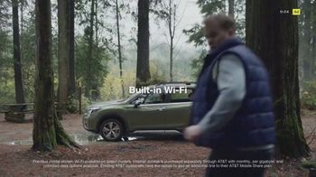 Subaru Forester TV Spot, 'Dangerous Badger' [T1] - Thumbnail 9