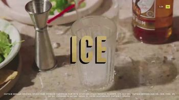 Captain Morgan Original Spiced Rum TV Spot, 'Ginger Ale and Lime' - Thumbnail 3