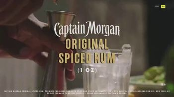 Captain Morgan Original Spiced Rum TV Spot, 'Ginger Ale and Lime' - Thumbnail 4