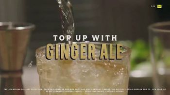 Captain Morgan Original Spiced Rum TV Spot, 'Ginger Ale and Lime' - Thumbnail 5