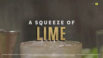 Captain Morgan Original Spiced Rum TV Spot, 'Ginger Ale and Lime' - Thumbnail 6