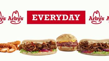 Arby's 2 for $6 Everyday Value TV Spot, 'Greek Gyros' Song by YOGI