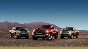 Ram Trucks Truck Month TV Spot, 'Three-Time Champion' [T2] - Thumbnail 4