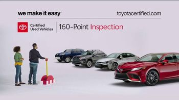 Toyota Certified Used Vehicles TV Spot, 'Check This Out' [T2] - Thumbnail 3