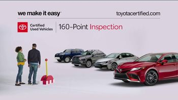 Toyota Certified Used Vehicles TV Spot, 'Check This Out' [T2] - Thumbnail 4