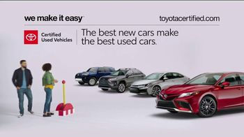 Toyota Certified Used Vehicles TV Spot, 'Check This Out' [T2] - Thumbnail 8