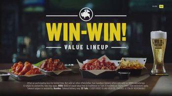 Buffalo Wild Wings Win-Win! Value Lineup TV Spot, 'Get More' - Thumbnail 10