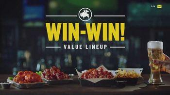 Buffalo Wild Wings Win-Win! Value Lineup TV Spot, 'Get More' - Thumbnail 2