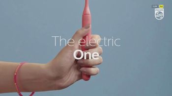 Sonicare Philips One TV Spot, 'For a Brighter Smile' - Thumbnail 2