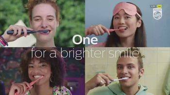Sonicare Philips One TV Spot, 'For a Brighter Smile' - Thumbnail 3