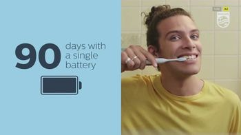 Sonicare Philips One TV Spot, 'For a Brighter Smile' - Thumbnail 8
