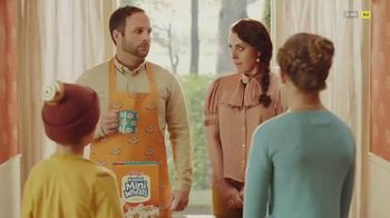 Cinnamon Roll Mini-Wheats TV Spot, 'Family Meeting'