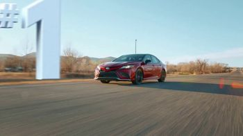 Toyota TV Spot, 'Run the Numbers: Camry' [T2] - Thumbnail 1