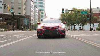 Toyota TV Spot, 'Run the Numbers: Camry' [T2] - Thumbnail 2