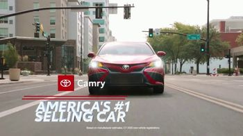 Toyota TV Spot, 'Run the Numbers: Camry' [T2] - Thumbnail 3