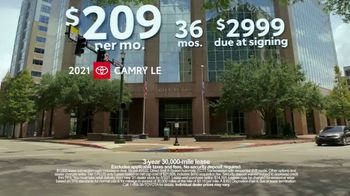 Toyota TV Spot, 'Run the Numbers: Camry' [T2] - Thumbnail 5