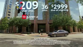 Toyota TV Spot, 'Run the Numbers: Camry' [T2] - Thumbnail 6