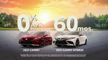 Toyota TV Spot, 'Run the Numbers: Camry' [T2] - Thumbnail 7