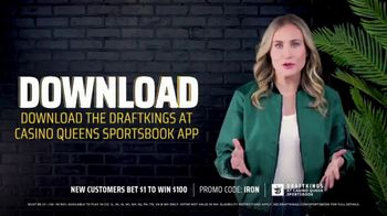 DraftKings at Casino Queen Sportsbook TV Spot, 'Tradition & Addition' Featuring Bryson DeChambeau - Thumbnail 7