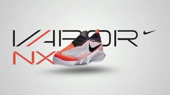 Tennis Warehouse TV Spot, 'Nike React Vapor NXT' - Thumbnail 1