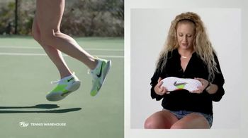 Tennis Warehouse TV Spot, 'Nike React Vapor NXT' - Thumbnail 6