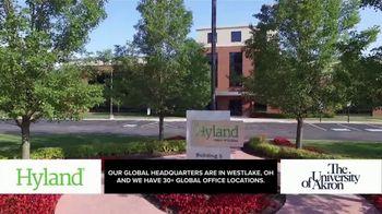 The University of Akron TV Spot, 'Hyland' - Thumbnail 4