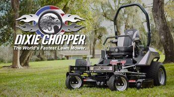 Dixie Chopper TV Spot, 'Speed When You Need It' - Thumbnail 9
