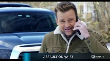 DIRECTV Cinema TV Spot, \'Assault on VA-33\'