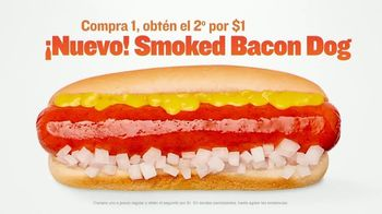 AmPm Smoked Bacon Dog TV Spot, 'Banda' [Spanish] - Thumbnail 7