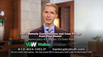 Walker & Walker Attorney Network TV Spot, 'Financial Setbacks' - Thumbnail 9