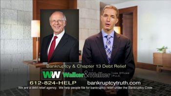 Walker & Walker Attorney Network TV Spot, 'Financial Setbacks' - Thumbnail 2