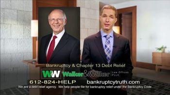 Walker & Walker Attorney Network TV Spot, 'Financial Setbacks' - Thumbnail 3