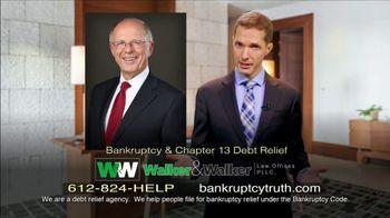 Walker & Walker Attorney Network TV Spot, 'Financial Setbacks' - Thumbnail 4