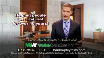 Walker & Walker Attorney Network TV Spot, 'Financial Setbacks' - Thumbnail 5